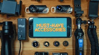 Download Must Have Filmmaking Accessories for iPhones & Androids Video