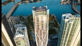 Download Miami Amazing Condo Mega Project - 1000 Museum - Building The Most Luxurious & Beautiful Condo Video