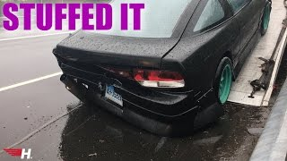 Download CHOW'S 240 WRECKED !!! Video