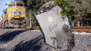 Download iPhone 5S vs Train - Will it Survive? Video