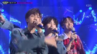 Download [뮤직뱅크] 6월 2주 1위 '방탄소년단 - FAKE LOVE' 세리머니 Cut[뮤직뱅크] 6월 2주 1위 '방탄소년단 - FAKE LOVE' 세리머니 Cut Video