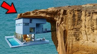 Download Top 10 Riskiest Houses In The World! Video