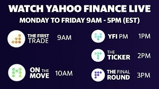 Download LIVE market coverage: Monday, January 27 Yahoo Finance Video