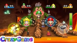 Download Mario Party 9 Toad Road Party #2 (Master Difficult) Video