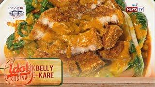 Download Idol sa Kusina: Pork Belly Kare-kare Video