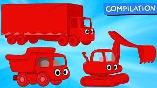 Download Morphle Live TV Channel! ( NON-STOP TV channel for kids with dinosaurs, vehicles and nursery rhymes) Video
