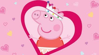 Download Peppa Pig Official Channel | Peppa Pig Celebrates Valentine's Day 💝 Video