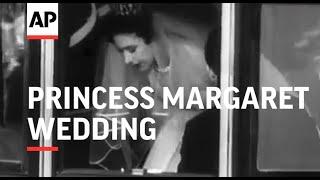 Download Royal Wedding - Princess Margaret - 1960 Video