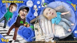 Download BUBBLE BOY! Upside Down House Playtime w GIANT Piano & Robot Dessert FUNnel Vision MB Vlog #4 Video