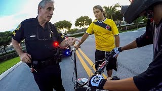 Download SUPER ANGRY COPS vs BIKERS | COOL & ANGRY POLICE OFFICERS vs MOTORCYCLES | [Episode 55] Video