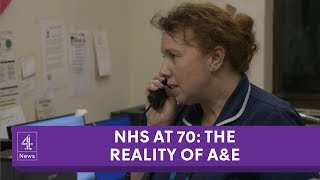 Download How NHS staff handle acute pressure in A&Es Video