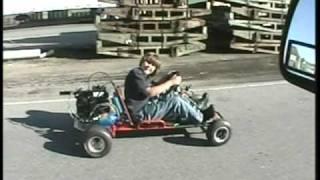 Download SKULL GARAGE...COLTONS NITROUS GO KART/BURNOUT Video