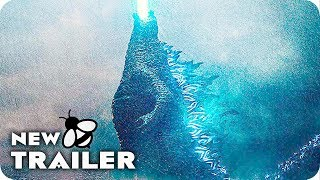 Download GODZILLA 2 Teaser Trailer (2019) King of the Monsters Video