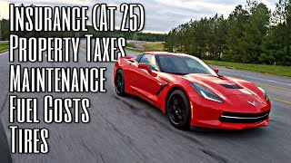 Download The TRUE Cost Of Ownership | Corvette Stingray (Insurance, Taxes, Maintenance, Etc.) Video