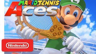 Download Mario Tennis Aces - Adventure Mode Trailer - Nintendo Switch Video