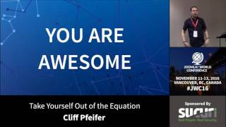 Download JCW 2016 - Take Yourself Out Of The Equation - Cliff Pfeifer Video