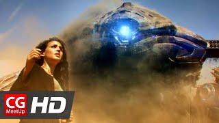 Download CGI Sci-Fi Short Film ″Seam Short Film″ by Elan Dassani and Rajeev Dassani at Master Key Films Video