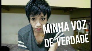 Download MINHA VOZ DE VERDADE ! Video