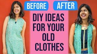 Download DIY: Recycle your Old Dupattas and Kurtis!| Sejal Kumar Video