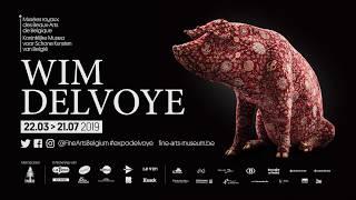 Download Exhibition ″WIM DELVOYE″ Video