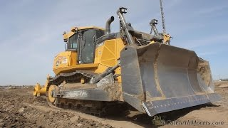 Download New DEERE 1050K in action Video
