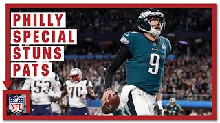 Download The ″Philly Special″ Stuns Belichick (Super Bowl LII) | Eagles vs. Patriots | NFL Turning Point Video