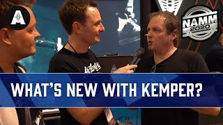Download What's New With Kemper? - NAMM 2020 Video
