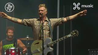 Download Queens of the Stone Age - Millionaire (Live Rock Werchter 2018) Video