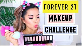 Download FULL FACE USING ONLY FOREVER 21 MAKEUP! Video
