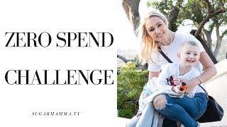 Download 10 Day Zero Spend VLOG Saving Money Challenge ! || SugarMamma.TV Video