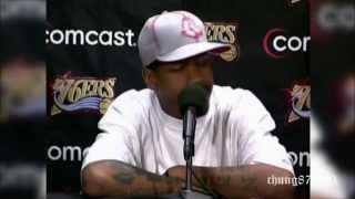 Download Allen Iverson's infamous 'practice' press conference (LONGEST version) Video