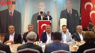 Download MHP Bor İlçe Başkanlığı İftar Programı Düzenledi. Video