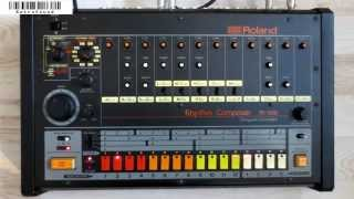 Download Roland TR-808 (1982) - Famous Drum Beats - no TR-08! Video