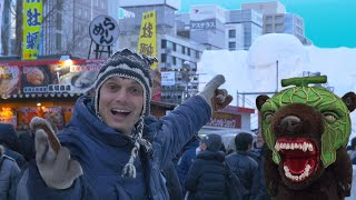 Download Sapporo Snow Festival Experience ★ ONLY in JAPAN #45 札幌雪祭り! Video
