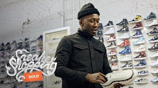 Download Mahershala Ali Goes Sneaker Shopping With Complex Video