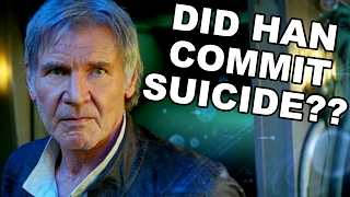 Download Star Wars Theory: Did Han Solo Commit Suicide? Video
