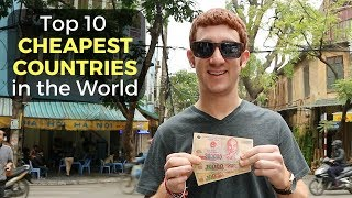 Download 10 Cheapest Countries in the World Video