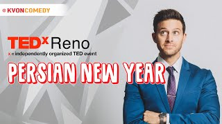 Download FUNNY TEDTalk about PERSIAN NEW YEAR ~ (w/ comedian Kvon) Video