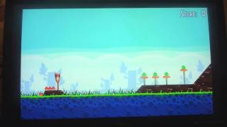 Download Angry Birds For Playstation 3!!!! Video