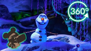 Download 360º Ride on Frozen Ever After at EPCOT Video