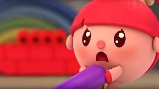 Download Малышарики - Труба - серия 38 - обучающие мультфильмы для малышей 0-4 Video