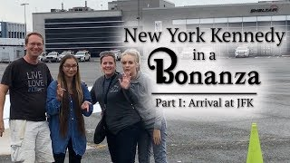 Download New York JFK in a Bonanza Arrival Video