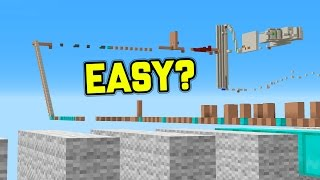 Download THE EASIEST PARKOUR MAP! Video