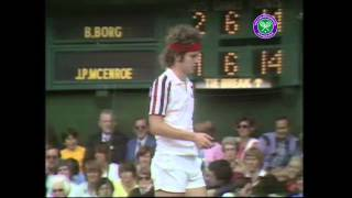 Download One of the greatest? Borg v McEnroe Wimbledon Final 1980 Video