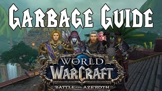 Download Garbage Guide To Warcraft: Battle For Azeroth Video