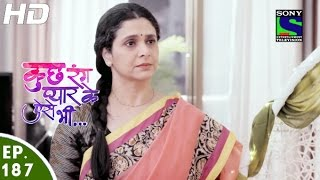 Download Kuch Rang Pyar Ke Aise Bhi - कुछ रंग प्यार के ऐसे भी - Episode 187 - 16th November, 2016 Video