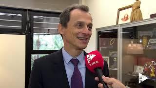 Download Entrevista a Pedro Duque @astro duque - Noticia @UPVTV, 01-10-2018 Video