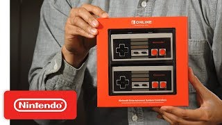 Download NES Controller Overview - Nintendo Switch Online Video