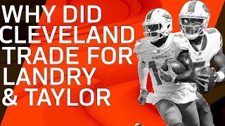 Download Why Did the Browns Trade for Tyrod Taylor & Jarvis Landry & Are They Long Term Solutions? | NFL Video