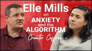 Download Video Performance Anxiety with Elle Mills | Creator Coffees Video